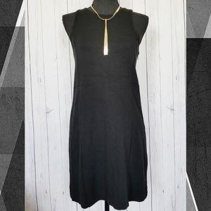 🌹 Gap (4) Gap Black Midi Dress